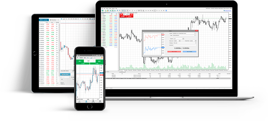 Investment platform MetaTrader 4